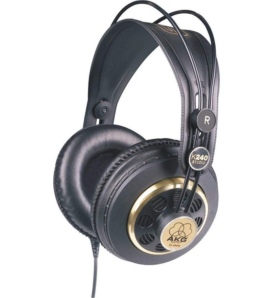 AKG K240STUDIO Semi-Open Over-Ear Professional Studio Headphones