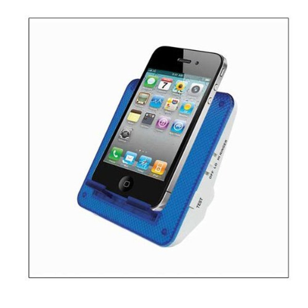 Cell Phone Ringer-Flasher with Built-in USB Port
