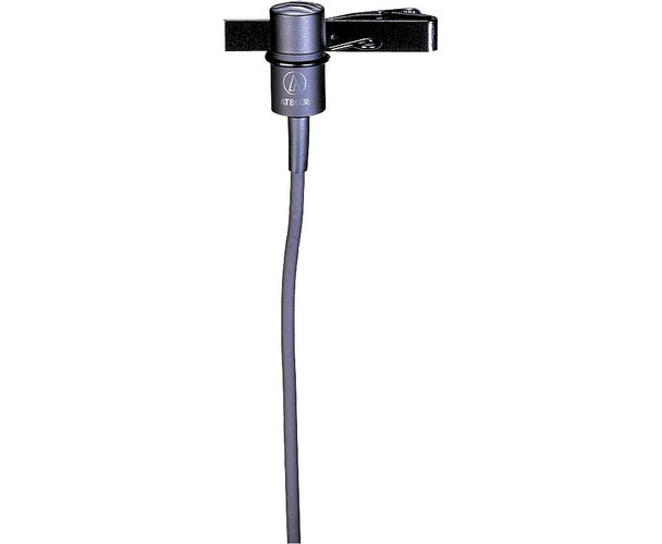 AT803 Omnidirectional Condenser Lavalier Microphone