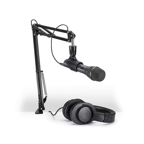 Audio-Technica AT2005USBPK Vocal Microphone Pack for Streaming/Podcasting