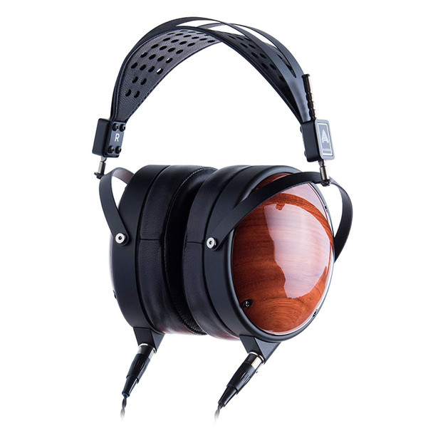 Audeze LCD-XC Over Ear | Closed Back Headphone | Bubinga Wood Cups | Leather Creator Package | No Travel Case