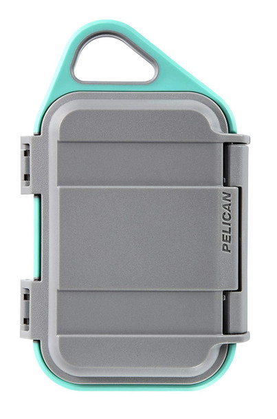 Pelican Go G10 Case - Waterproof Case (Slate/Teal)