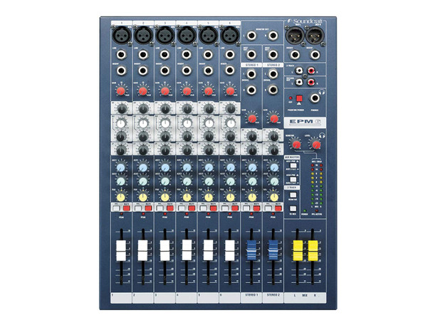 Soundcraft Mixer - Includes - 1-Year Extended Warranty