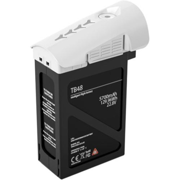 DJI TB48 Intelligent Flight Battery for Inspire 1 (129.96Wh  White)