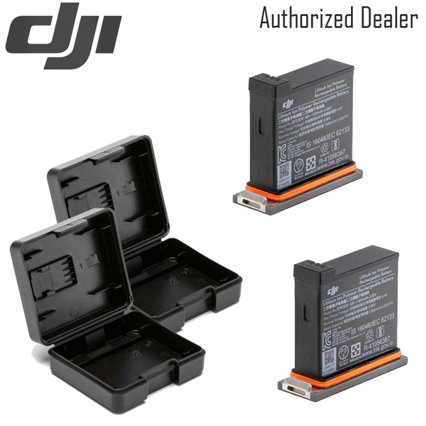 DJI Battery for Osmo Action Camera x2 Pack