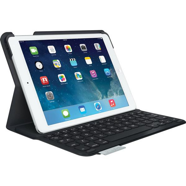 Logitech Ultrathin Keyboard Cover for iPad Air (Carbon Black)