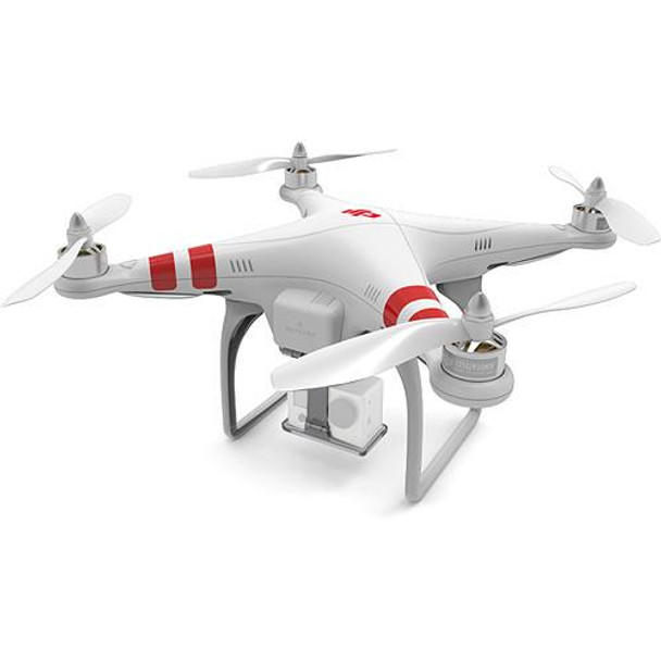 DJI Phantom Quadcopter with GoPro Mount Kit