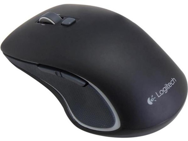 Logitech M560 Black Tilt Wheel USB RF Wireless Optical Mouse