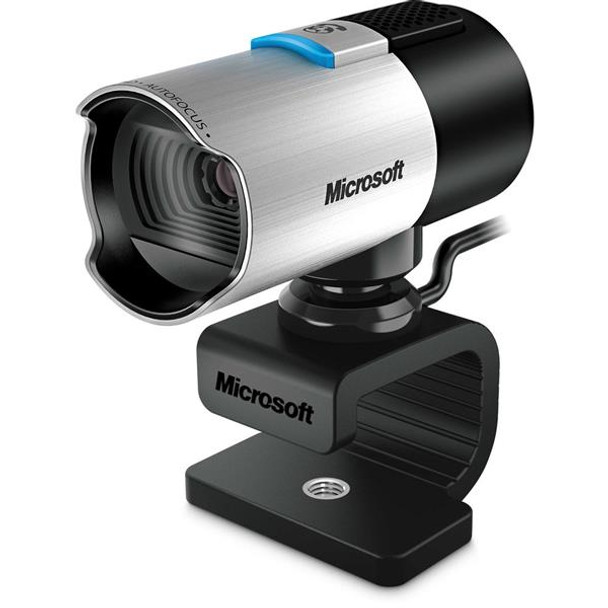 Microsoft LifeCam Studio 1080P/HD Webcam (Gray)