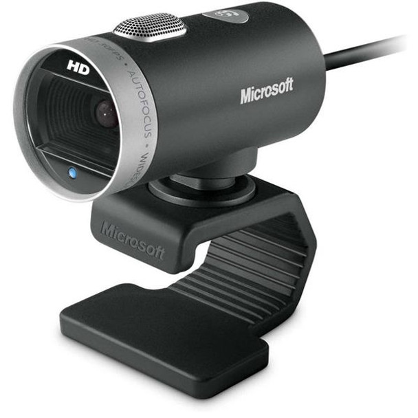 Microsoft LifeCam Cinema WebCam For Business Windows