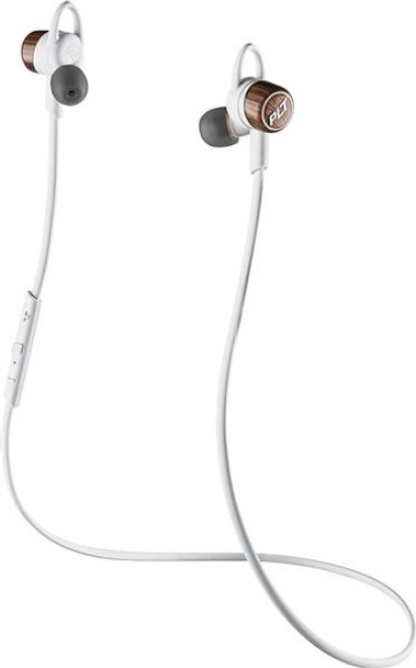 Plantronics BackBeat GO 3 Wireless Earbud Headphones (White/Copper)