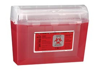 BEMIS 125-030 SHARPS CONTAINERS