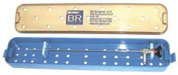 BR SURGICAL BR970-2000-000 ENDOSCOPE STERILIZATION TRAY