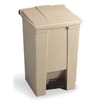 BUNZL 17704461 RUBBERMAID STEP-ON CONTAINER