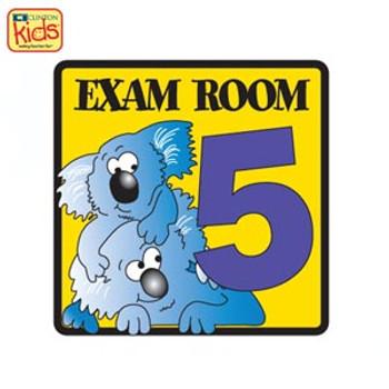 CLINTON EX5 EXAM ROOM & OFFICE SIGNS