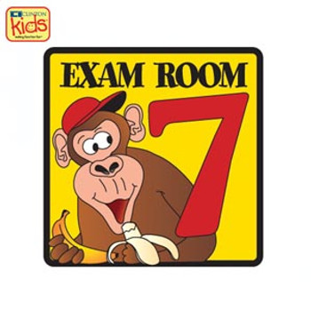 CLINTON EX7 EXAM ROOM & OFFICE SIGNS