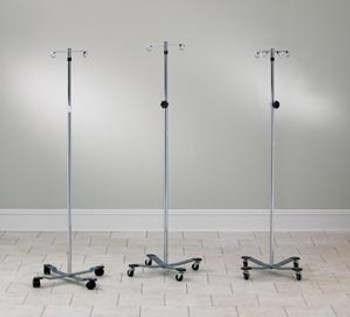 CLINTON IV-314 IV STANDS