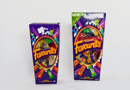 Chocolates - Cadbury Favourites