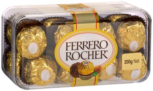 Chocolates - Ferrero Rocher 200g
