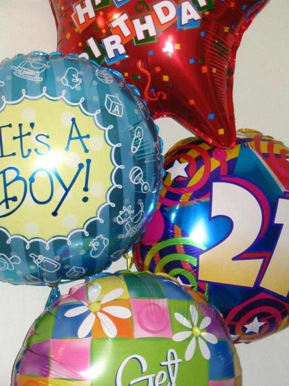 Balloon - Helium Foil 45cm