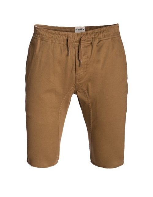 Tobacco Jogger Shorts