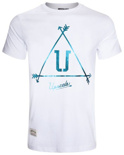 White Triangle Upscale T-Shirt