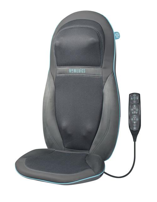 Sedile massaggiante gel per spalle e schiena