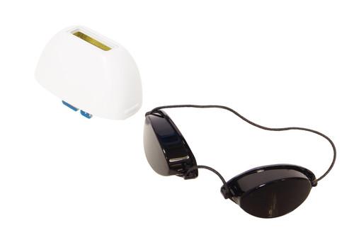 Testina di precisione luce pulsata + occhiali