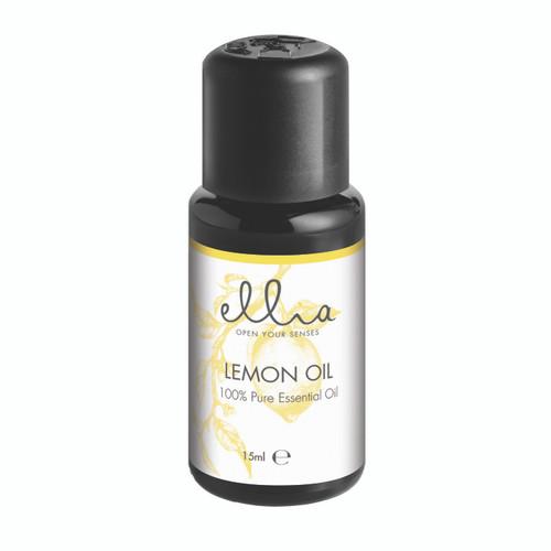 Ellia Lemon - Olio essenziale puro al 100% - 15ml