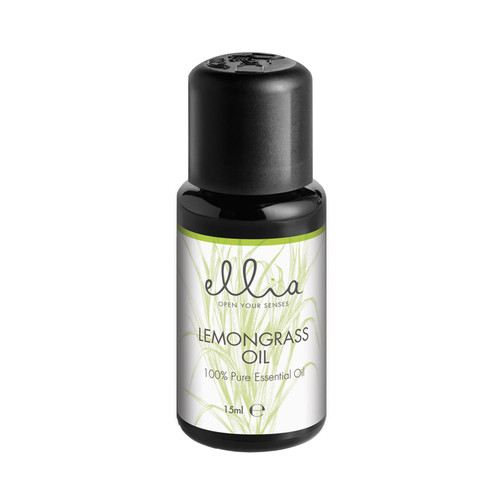 Ellia Citronella- Olio essenziale puro al 100% - 15ml