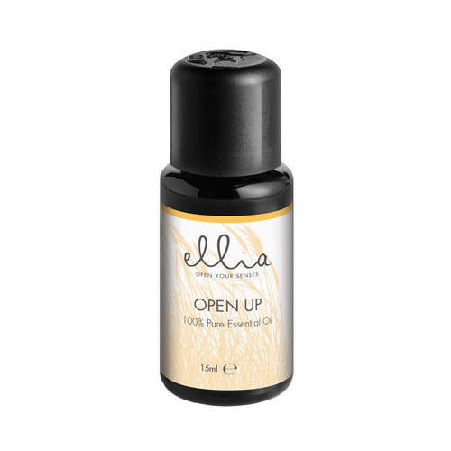 Ellia Open Up - Mix di Oli essenziali puri al 100% - 15ml