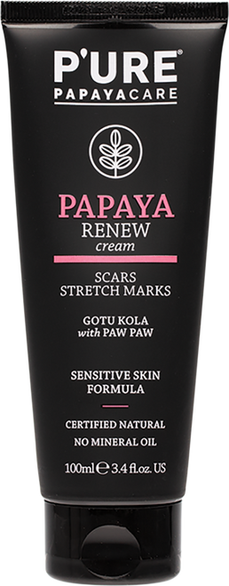 PURE Papaya Renew Cream