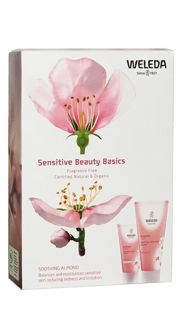 Weleda Sensitive Beauty Basics
