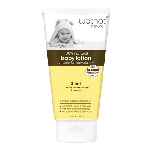 WOTNOT Baby Lotion Suitable For Newborns+