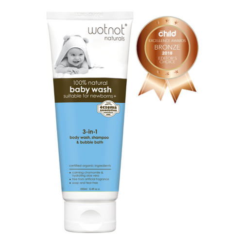 WOTNOT Baby Wash Suitable For Newborns+