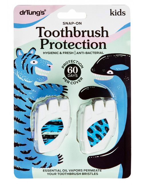 DR TUNG'S Toothbrush Protection Kids