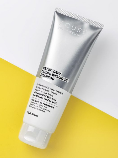 ACURE Detox-defy Colour Wellness Shampoo