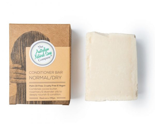 THE AUSTRALIAN NATURAL SOAP CO Conditioner Bar Normal/ Dry