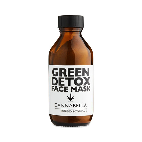 Cannabella Green Detox – Face mask