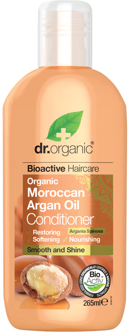 DR ORGANIC Conditioner Organic Moroccan Argan Oil