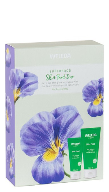 WELEDA Superfood Skin Food Duo Pack Skin Food 30ml & 75ml