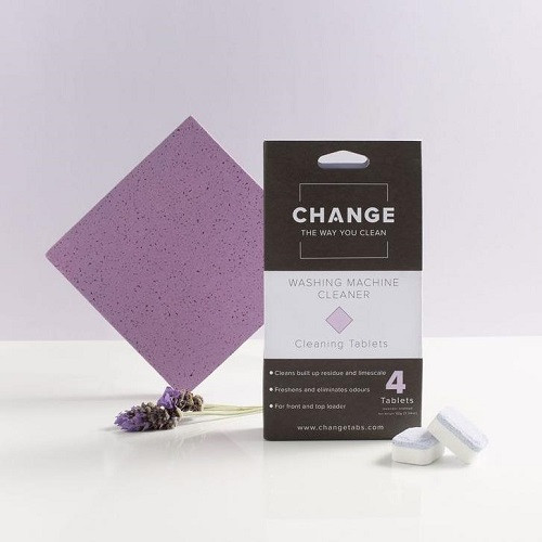 CHANGE Cleaning Tablets Washing Machine Cleaner