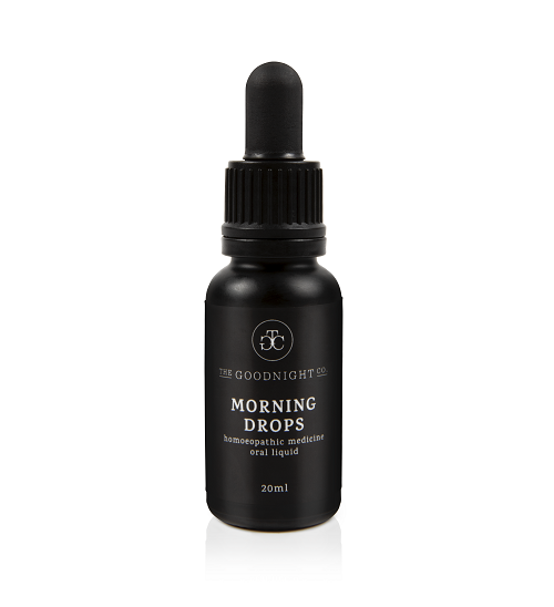 THE GOODNIGHT CO Homoeopathic Medicine Oral Liquid Morning Drops