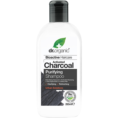 DR ORGANIC Shampoo Activated Charcoal