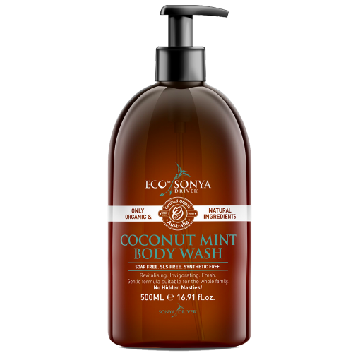 Eco by Sonya Driver Coconut Mint Body Wash