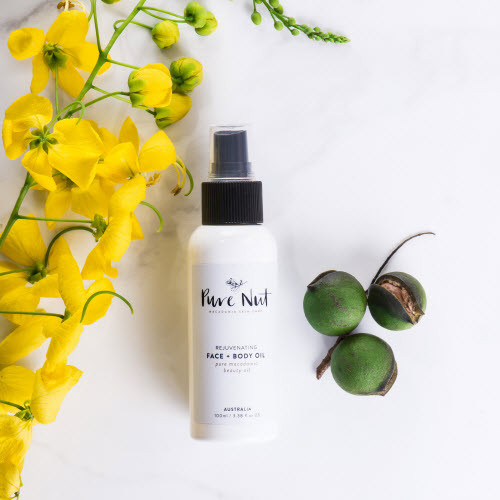 Pure Nut Face + Body Oil 100ml