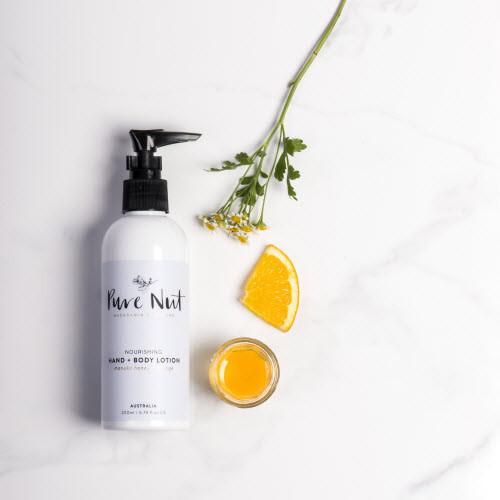 Pure Nut Hand+Body Lotion