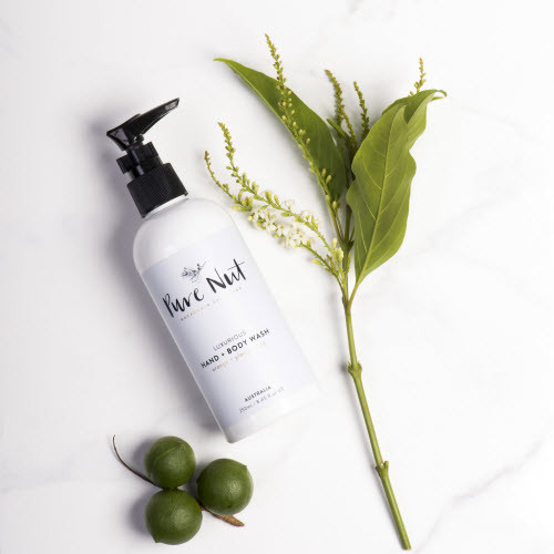 Pure Nut Hand+Body Wash