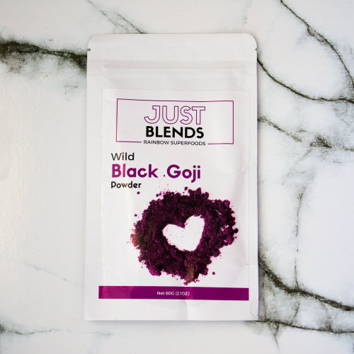 Just Blends Black Goji Berry Powder