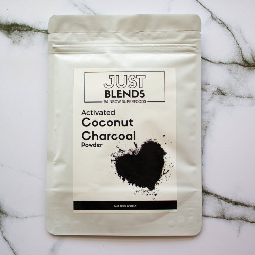 Just Blends Activated Coconut Charcoal Powder